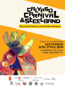 Conference -- Calypso, Carnival, Steel Band: Expressive Cultures of the Caribbean Diaspora