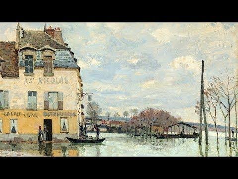 Alfred Sisley - La douceur de peindre