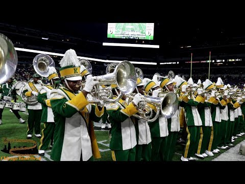 Kentucky State University Band 2019 | Halftime Show