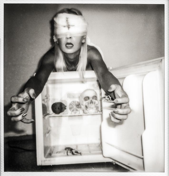 Monster from da fridge 1