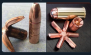 Israel has been using these bullets against unarmed Palestinian protesters.