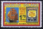 Waikoa Island 2017 45th anniversary as a Mevu protectorate.