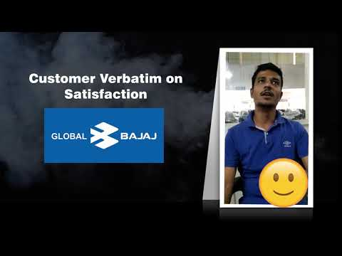 Experience Sharing of services | Customer Satisfaction | Global Bajaj