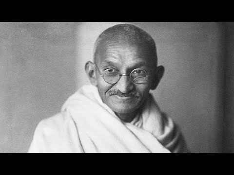 Mahatma Gandhi's 150th birthday, Int. Day of Nonviolence