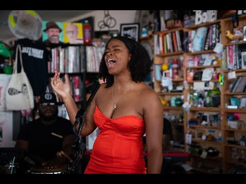 Ari Lennox: NPR Music Tiny Desk Concert