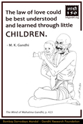 Thought For The Day ( CHILDREN )