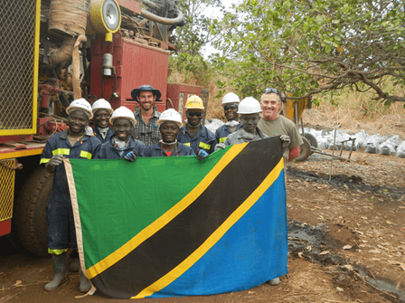 """The Lindi Jumbo Graphite project in Tanzania is the find of a lifetime and the project is at a very exciting stage"""