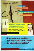 Author Talk: anti-FGM activist Hibo Wardere