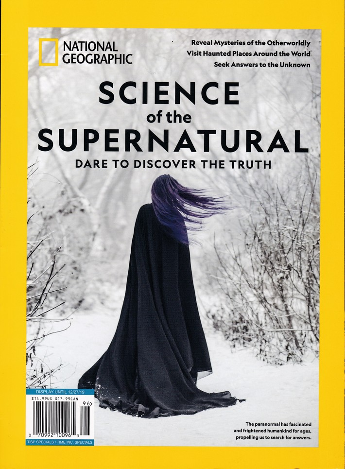 103 ~ Science of the Supernatural