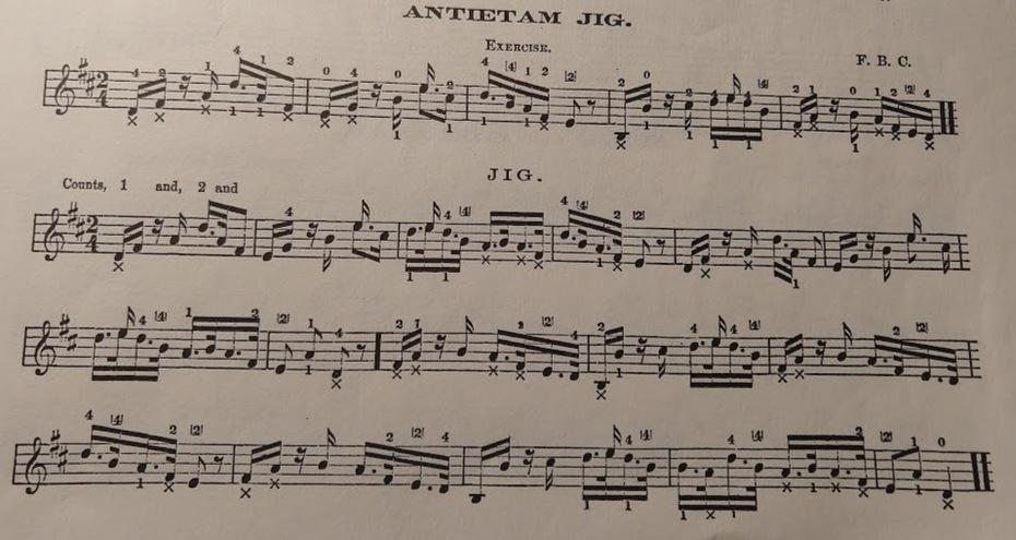 Antietam Jig