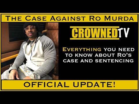 "Roland ""Ro Murda"" Martin update in Treyway Case"