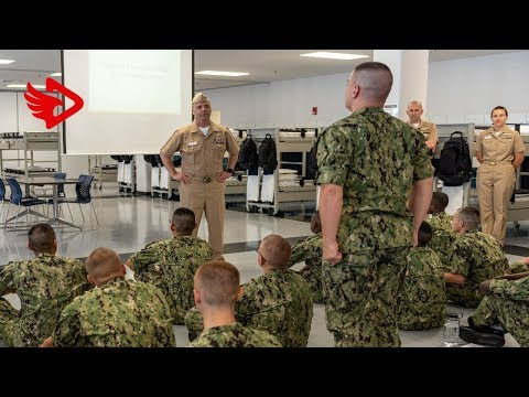 Navy Recruit Training Command Warrior Toughness Program
