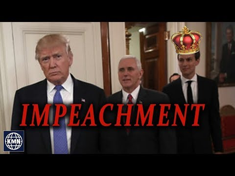 """""""Impeachment Line of Succession: Trump, Pence... then Kushner?"""""""