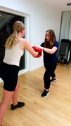 SELF-DEFENCE CLASSES WOMEN & GIRLS AGED 12 +