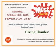 Messy Church Event