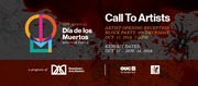 Call to Artists: Dia de los Muertos Monster Party