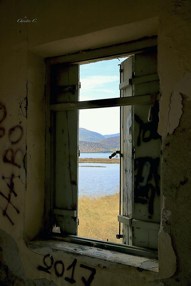 Παράθυρο σε θολές μνήμες-Window to cloudy memories