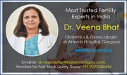 Dr. Veena Bhat Helping to Make Your Dreams Come True with Infertility treatment in India