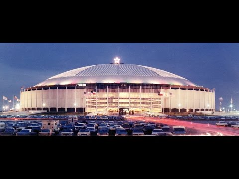 Astrodome, 50 Years!