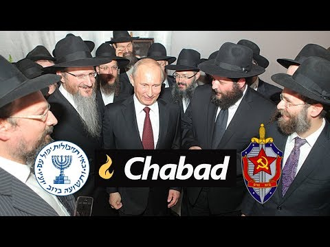 """Rabbi Reveals Shocking History of Putin, KGB, Chabad, & Mossad"""