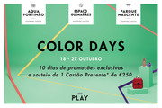 COMPRAS: COLOR DAYS REGRESSAM AOS CENTROS COMERCIAIS DO GRUPO KLÉPIERRE