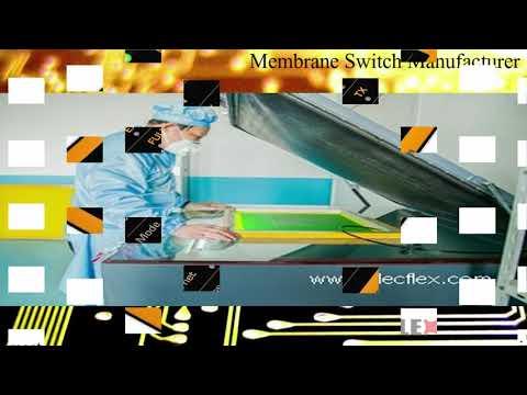 Membrane Switch Manufacturer - elecflex.com
