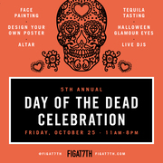Day of the Dead Celebration at FIGat7th!