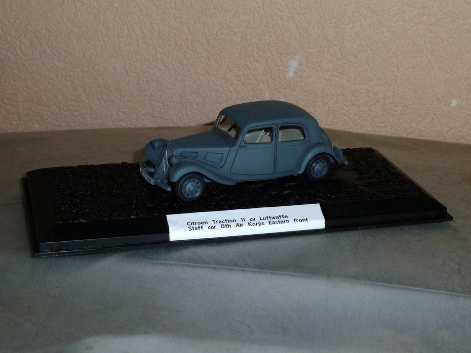Citroën Traction Avant 11