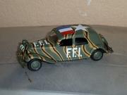 Citroën Traction avant 11 BL  FFI
