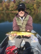 Gregs SpinnerRig /Live Bait Pickerel