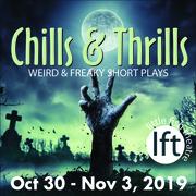 Chills & Thrills - Halloween-Themed Short Plays at Little Fish Theatre