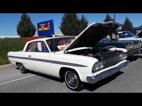 1963 Oldsmobile F85 Jetfire America's First Post War Turbo  At the  2019 AACA Fall Meet Hershey