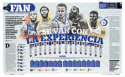 NBA CONFERENCIAS