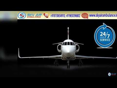 Select Air Ambulance from Mumbai to Delhi with Dependable Medical Features