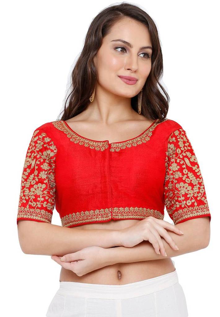 Beautiful Patterns in Readymade Blouse Online at Best Price