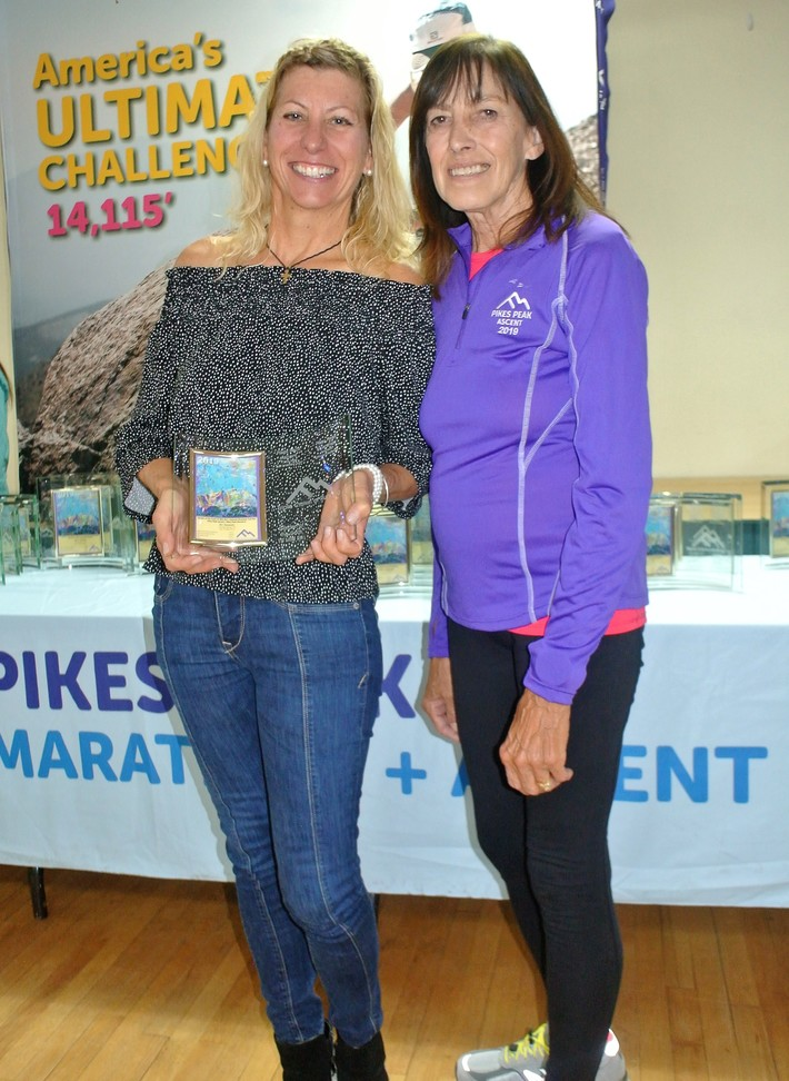 2019 Triple Crown of Running Series awards