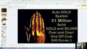Free GOLD and SILVER Bullion with our Auto Gold System Webinar Replay 3rd Oct 2019