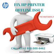 Quick Way To Solve Hp Printer Is Offline Issue.