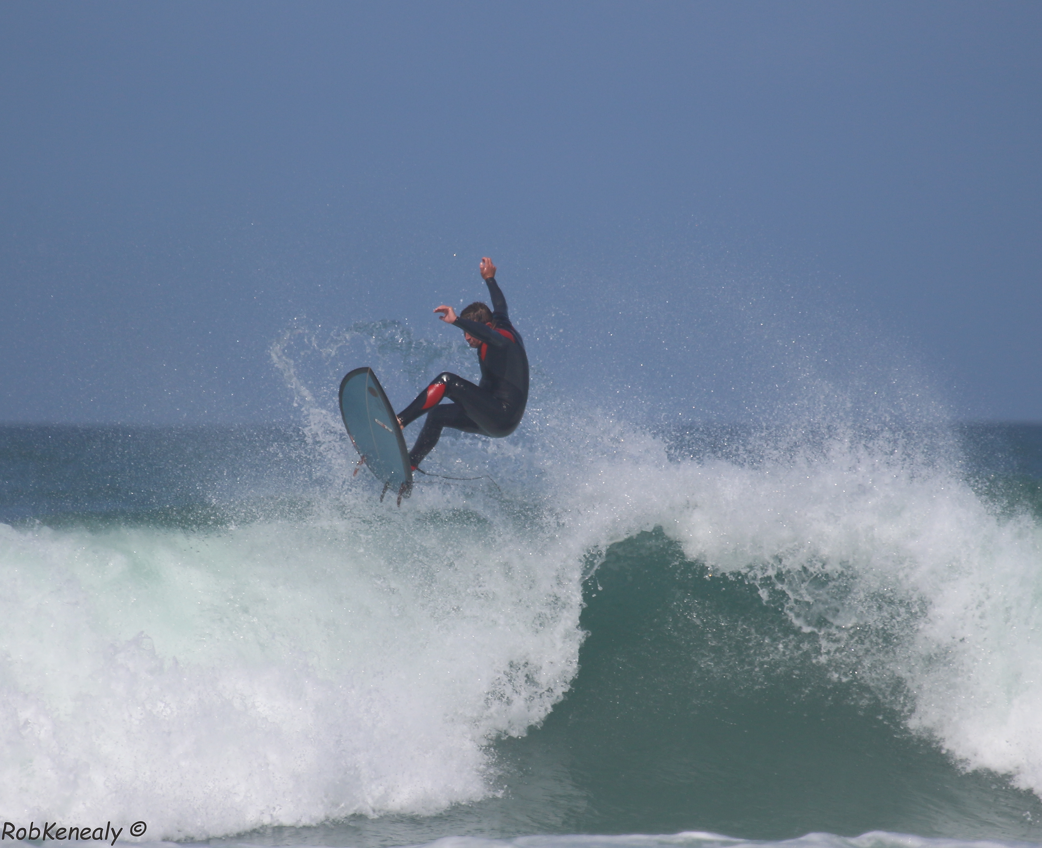 Darren Sturgess.. Flying High...West Coast