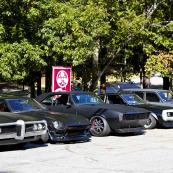 Vintage Class Meet.. Vintage Japanese, American, European car meet.