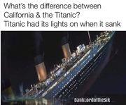 titanic-california