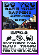 Bowes Park Community Association Annual General Meeting