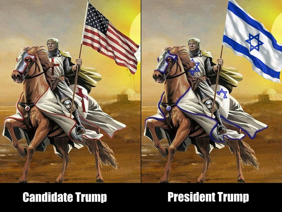 Candidate vs President