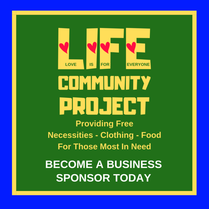 Support The LIFE Community Project