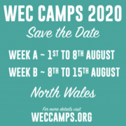 WEC Camps for Kids and Teens