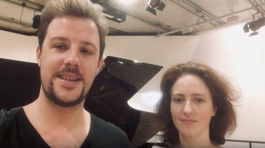 IVC 2019- MEET SARAH KOLLÉ & ALEXANDER BOESCHOTEN