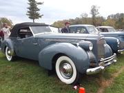 2019 AACA Fall Meet Hershey 1940 Packard Darrin