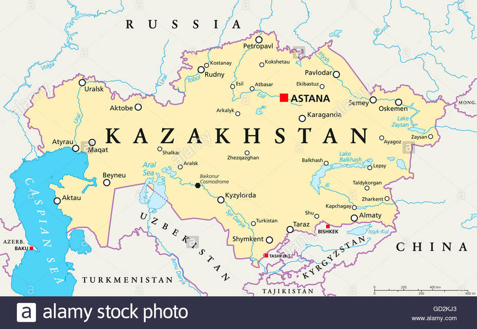 ARE YOU AND THE STATE DEPT. WORKING WITH KAZAKHSTAN ?????