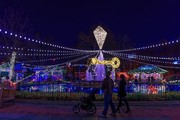 Franklin Square Holiday Festival 2019 Featuring Electrical Spectacle Holiday Light Show presented by PECO