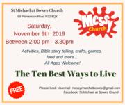 Messy Church at Bowes